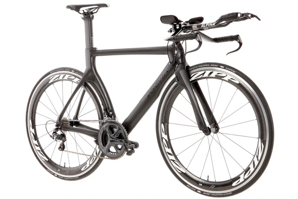 Dolan Scala Ultegra Time Trial Bike Review Cycling Weekly