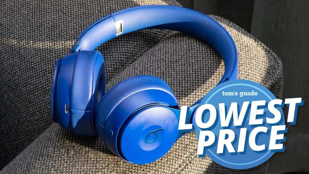 The excellent Beats Solo Pro are on sale for the first time