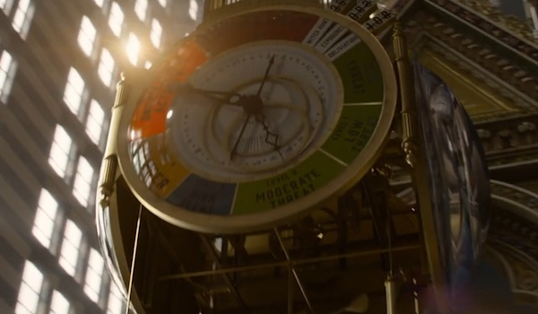 MACUSA Clock