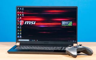 MSI's 17-Inch, GTX 1660 Ti-Equipped Gaming Laptop Is Down $380