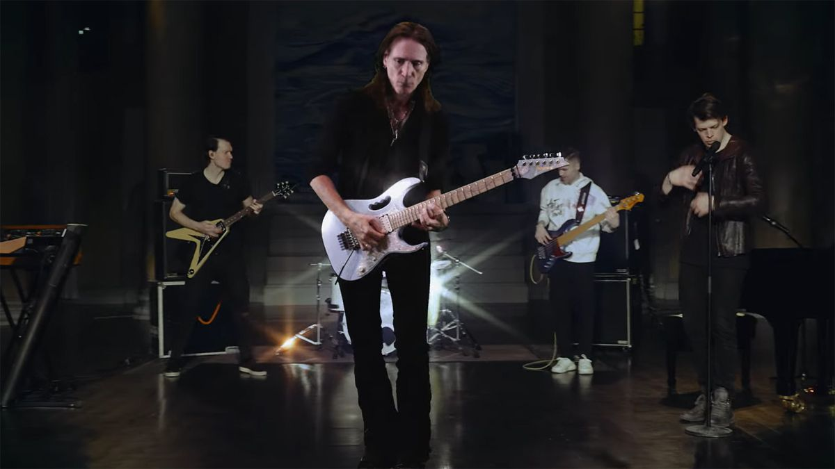 Steve Vai joins Jonah Nilsson of Dirty Loops for groove-infused new single,  Diamond Ring | Guitar World