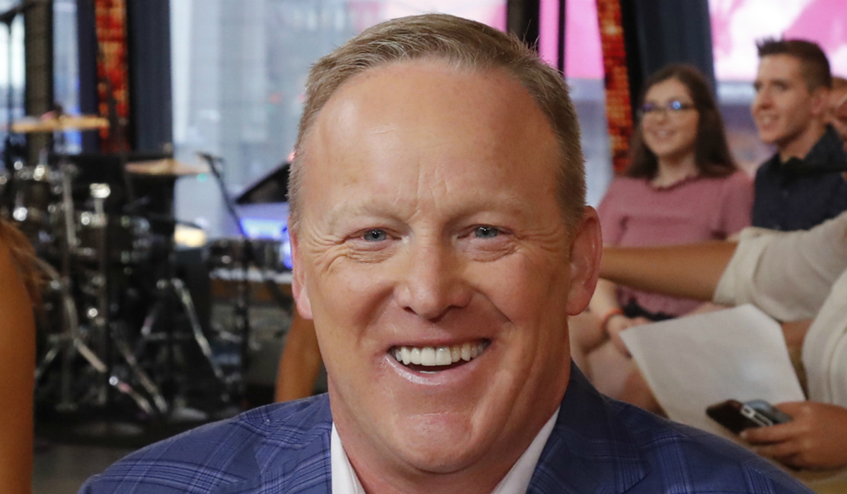 Good Morning America Dancing with the Stars Sean Spicer ABC