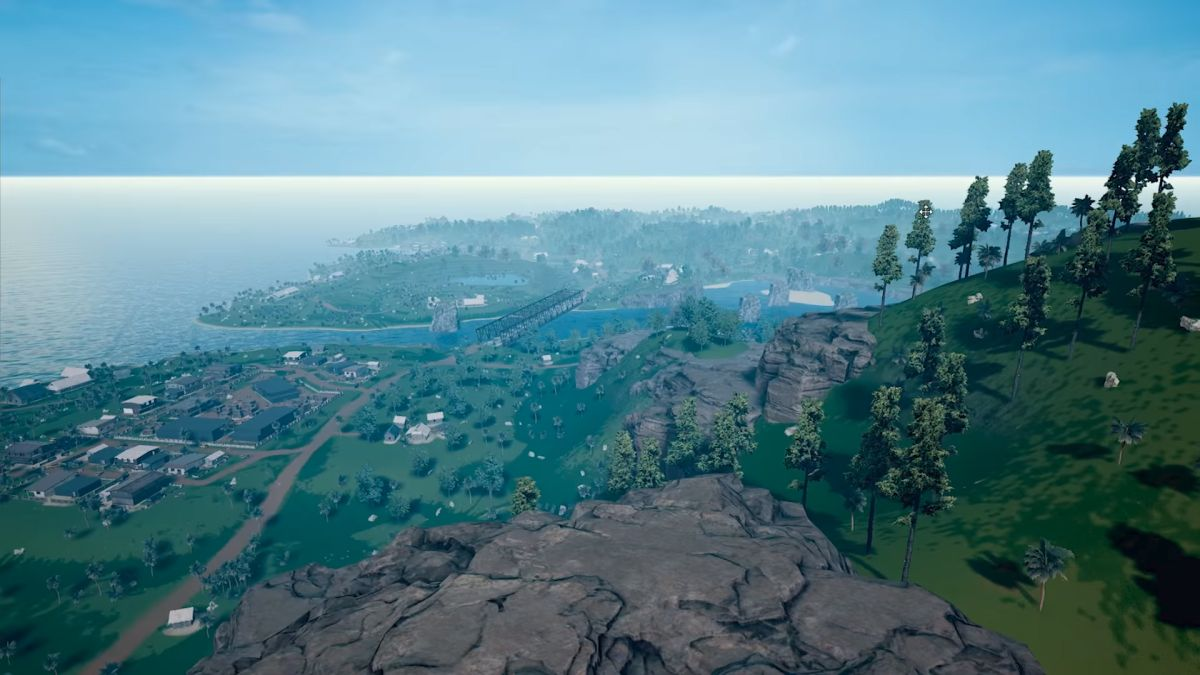 PUBG's New 4x4 Tropical Map: What We Know So Far