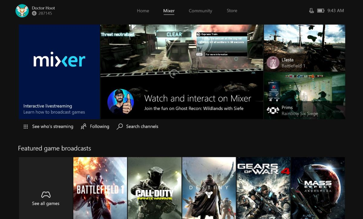 5 Ways Mixer Beats Twitch | Tom's Guide