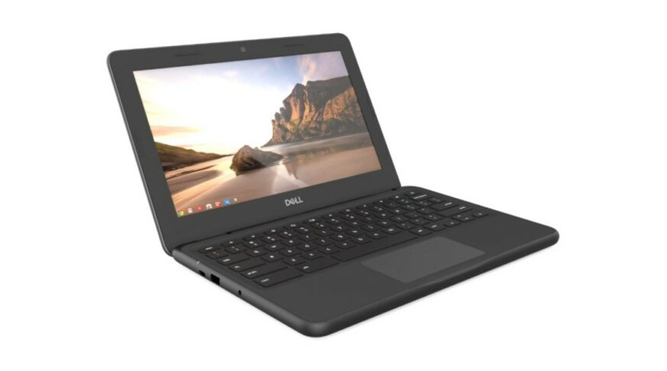 Dell's latest Chromebook is all about democratizing internet access thumbnail