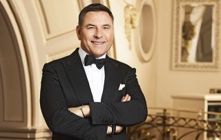 BGT's David Walliams: 'Simon likes the idea of me being in danger and maybe even dying on TV!'