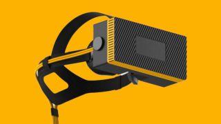 CREAL VR headset