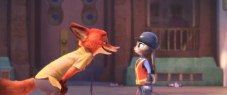 A fox and rabbit team up to fight crime