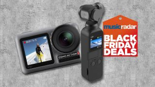 DJI has just slashed prices on two epic music vlogging cameras ahead of Black Friday