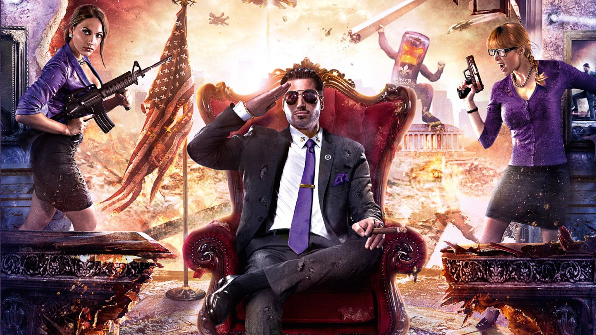 The next Saints Row will be announced in 2020, Deep Silver confirms