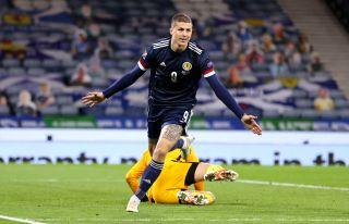 Scotland v Slovakia – UEFA Nations League – Group 2 – League B – Hampden Park
