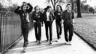 Iron Maiden in 1980