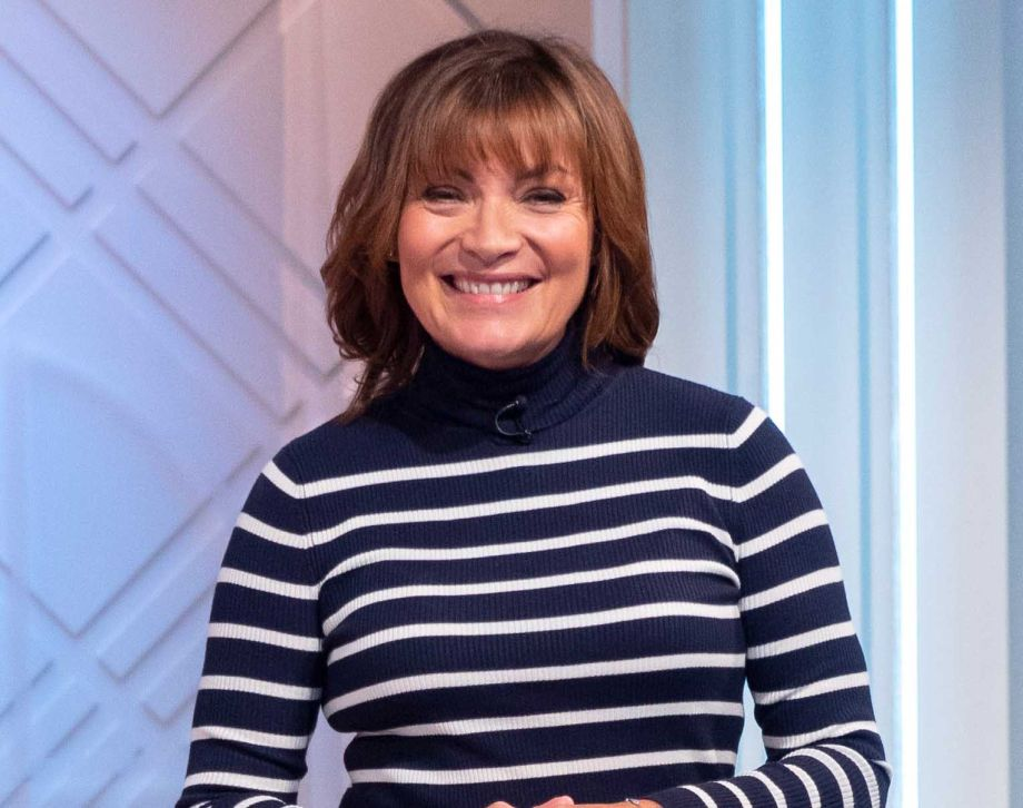 69be4b5b35b Lorraine Kelly wears £19.50 M S jumper - and it s selling fast