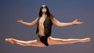 Abbath ballet dancing