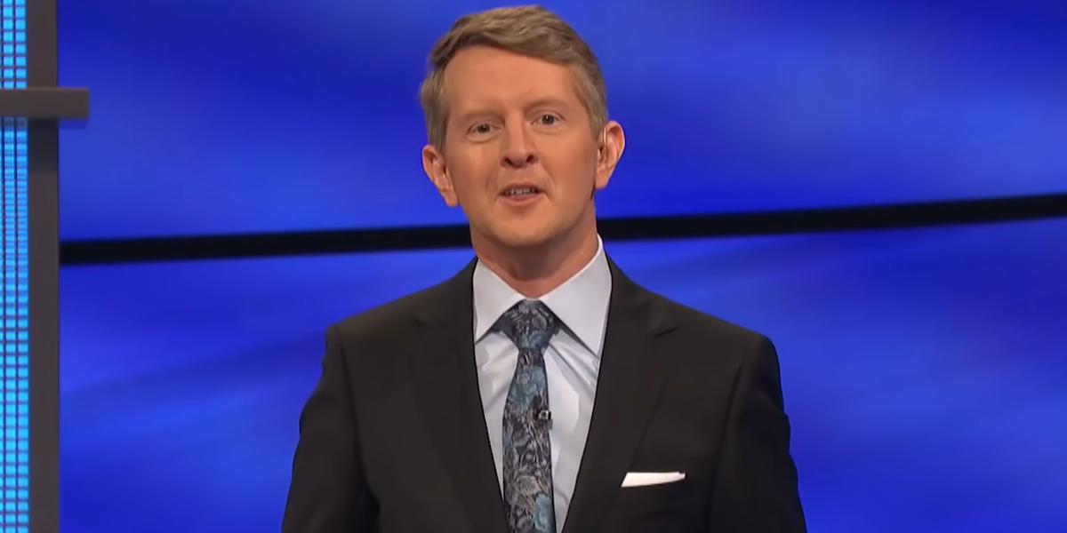 Ken Jennings Responds To Toddler Who Cried When Learning His Jeopardy Hosting Stint Was Over