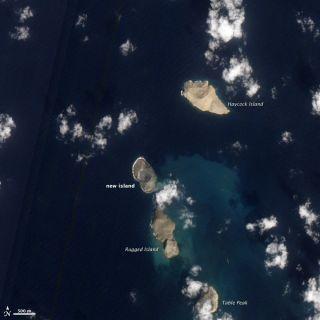 New Red Sea island