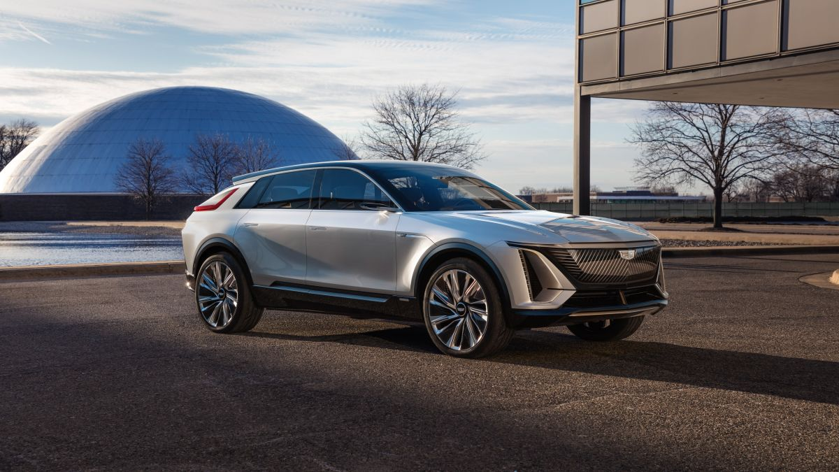 Cadillac's premium EV - that changes lane by itself - sold out in 19 minutes