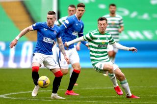 Celtic v Rangers – Scottish Premiership – Celtic Park