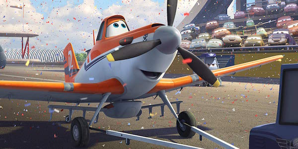 Planes DisneyToon movie