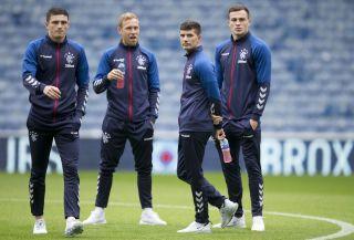 Rangers v Derby County – Pre-Season Friendly – Ibrox