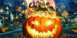 Goosebumps 2: Haunted Halloween Jack O Lantern poster
