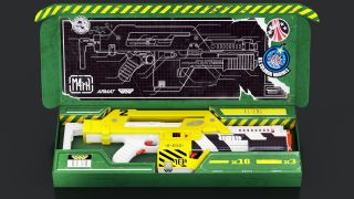 New Nerf Aliens M41-A Pulse Blaster means it's game over, man (for your wallet)