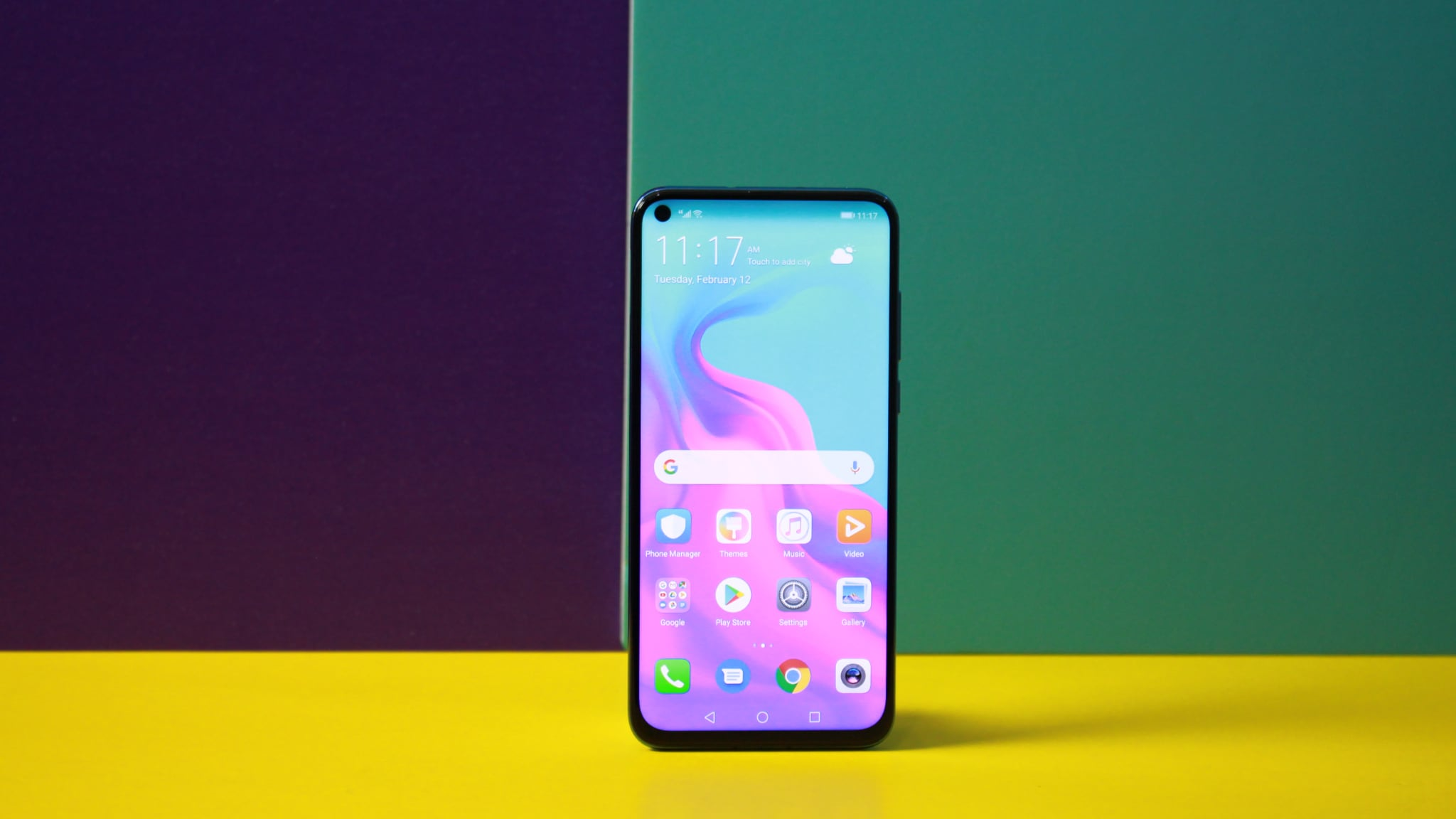 Hands on: HUAWEI nova 4 review | TechRadar