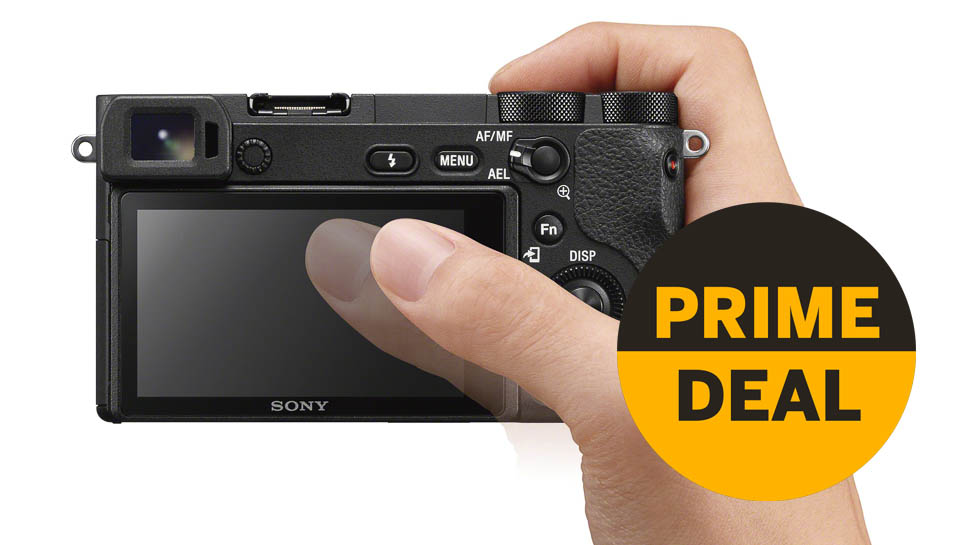 Last minute Prime Day price drop: Sony A6500 now slashed to £599 | Digital Camera World