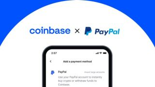 Coinbase now supports using PayPal