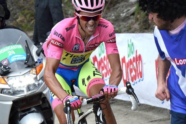 Alberto Contador explains struggles on final mountain day in Giro d Italia e6b0efbcf