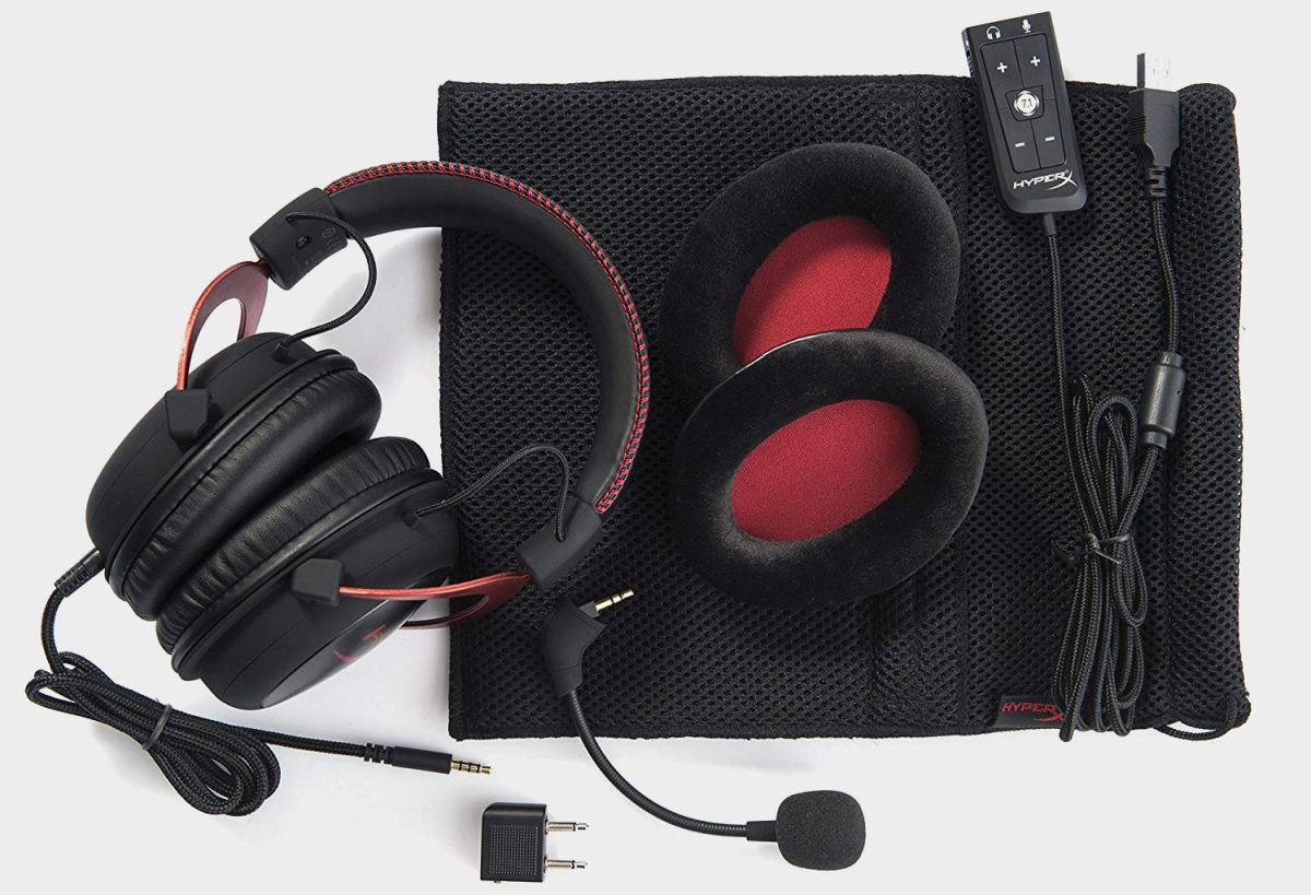 Get the HyperX Cloud II headset for just $70 right now