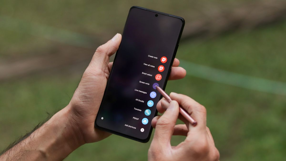 Samsung Galaxy S22 Ultra klingt im Grunde wie das Note 21