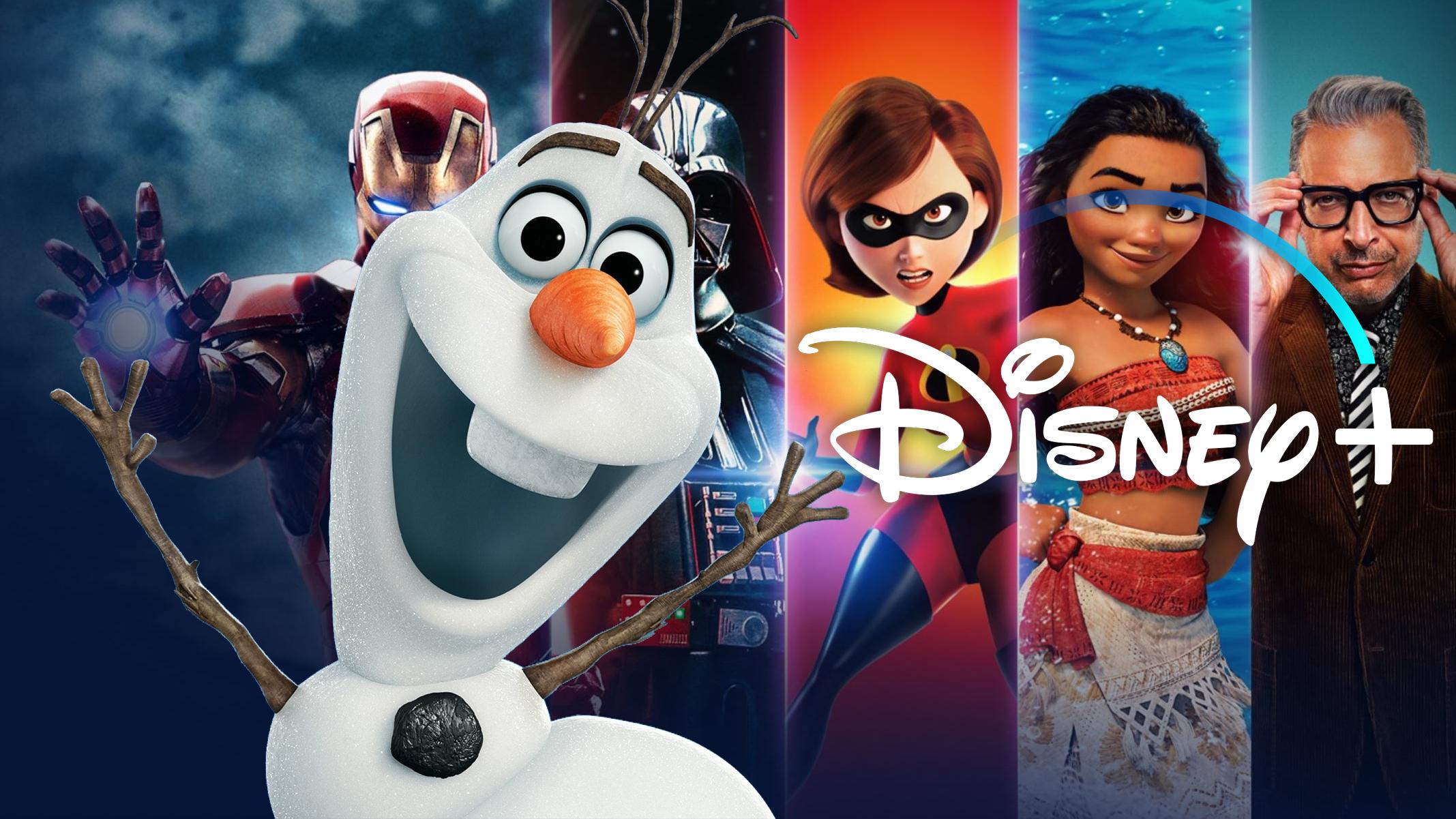 Disney Plus Portugal - Techenet
