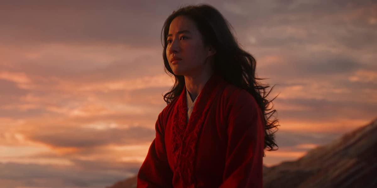 Liu Yifei in Disney live-action Mulan
