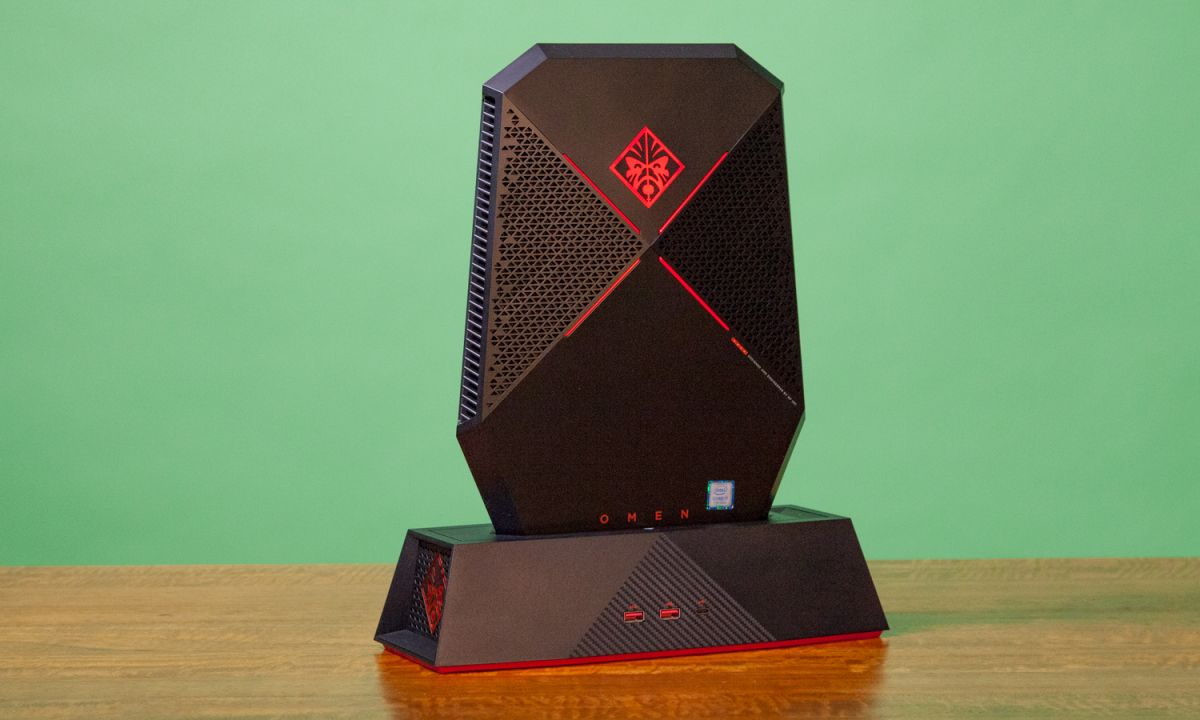 HP Omen X Compact Desktop Review: True VR Freedom | Tom's Guide