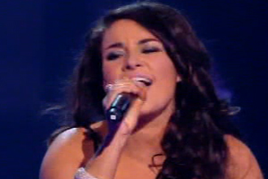 X Factor Laura confirms duet with Adele