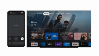 You'll soon be able to use your Android phone to control your Android TV