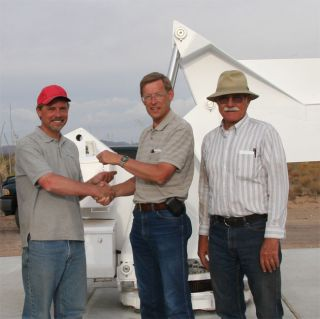 New Mexico Spaceport: Open For Business
