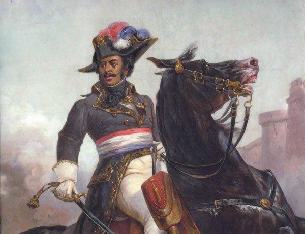 Thomas-Alexandre Dumas portrait