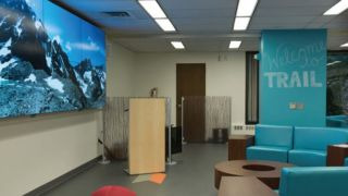 Collaboration and Huddle Spaces