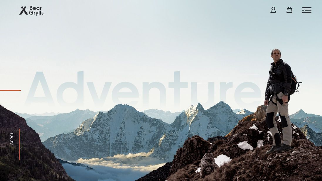 How to create a layered parallax effect on your site | Creative Bloq