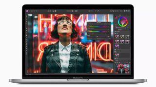 MacBook Pro 13 tuumainen 2020