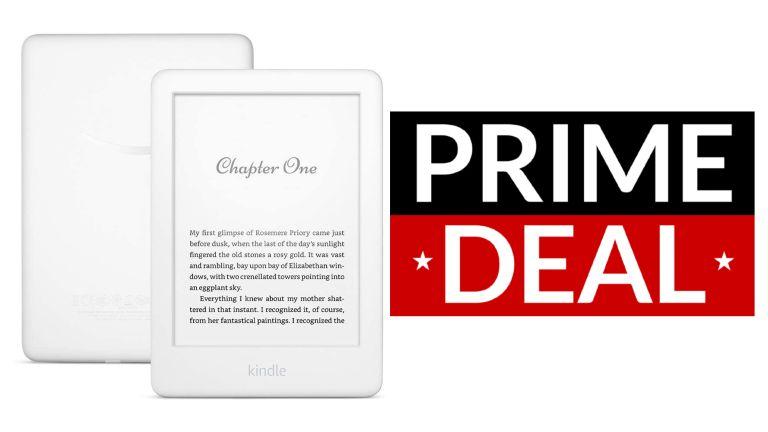 Amazon Prime Day 2020 Kindle
