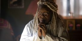 Whoopi Goldberg Wants To Play A Superhero, And She's Got A Great Plan To Make It Happen