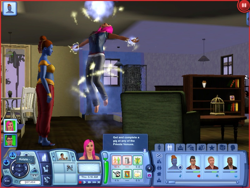 The Sims 3 Showtime Expansion Pack Review: Music, Magic And Acrobatics #21052