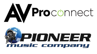 AVProConnect Inks Distribution Partnership With Pioneer Music Company