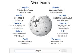 Wikipedia, contributors