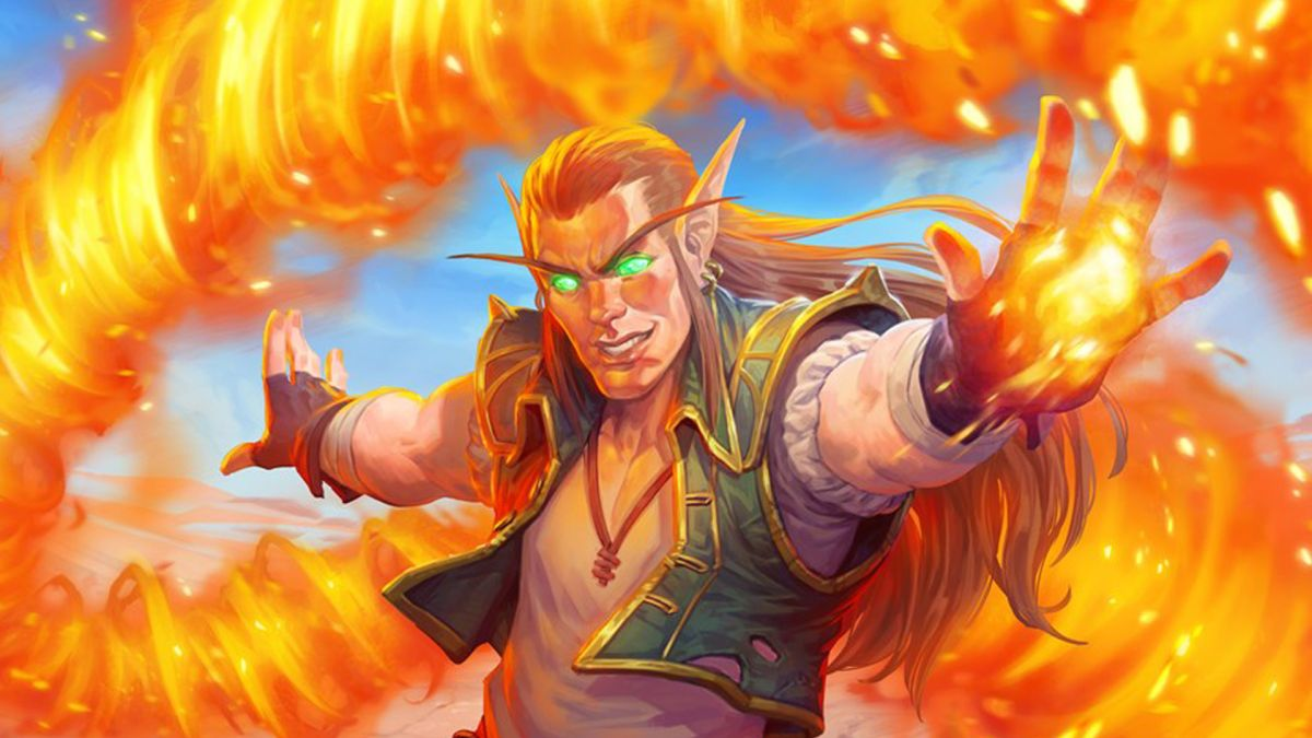 Hearthstone's next patch is coming today, so here are the patch notes