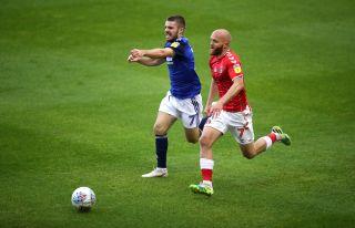 Birmingham City v Charlton Athletic – Sky Bet Championship – St Andrew's Trillion Trophy Stadium