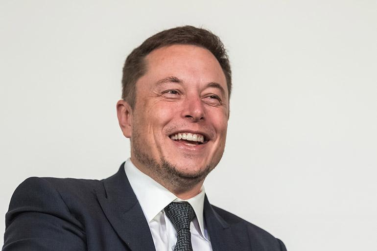 Elon Musk Revolutionary Private Space Entrepreneur Space